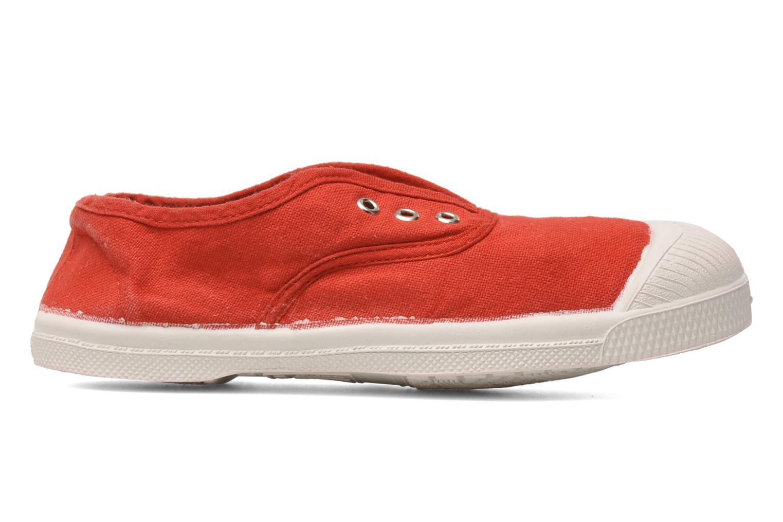 Sneakers Bensimon Tennis Elly E Rød se bagfra