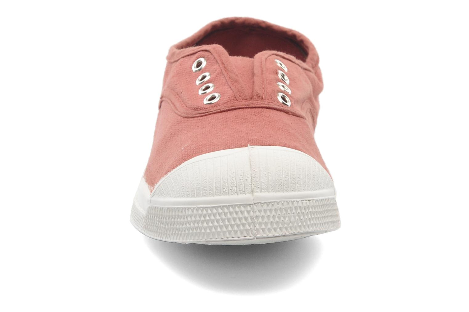 Trainers Bensimon Tennis Elly E Pink model view