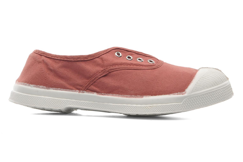 Sneaker Bensimon Tennis Elly E rosa ansicht von hinten