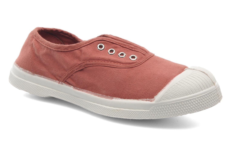 Sneakers Bensimon Tennis Elly E Roze detail