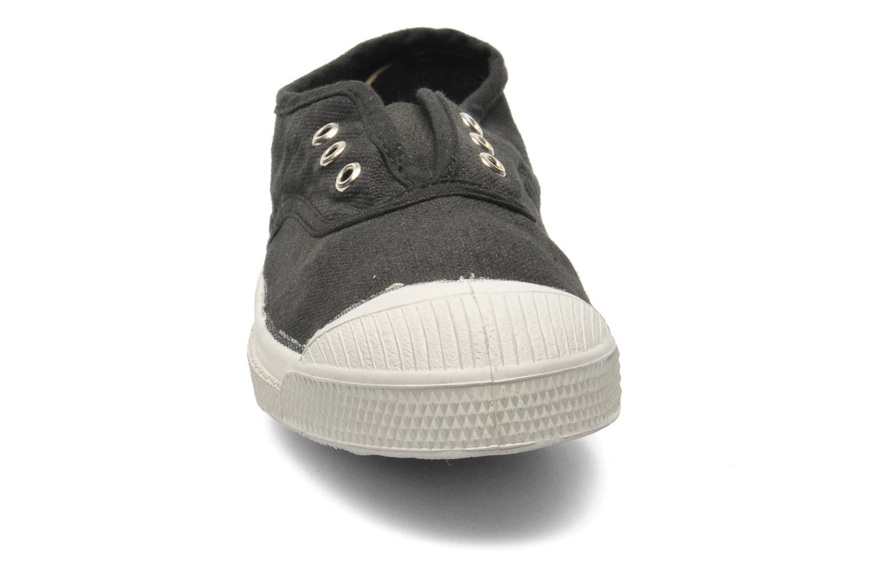 Sneaker Bensimon Tennis Elly E schwarz schuhe getragen