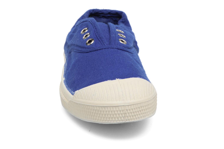 Deportivas Bensimon Tennis Elly E Azul vista del modelo