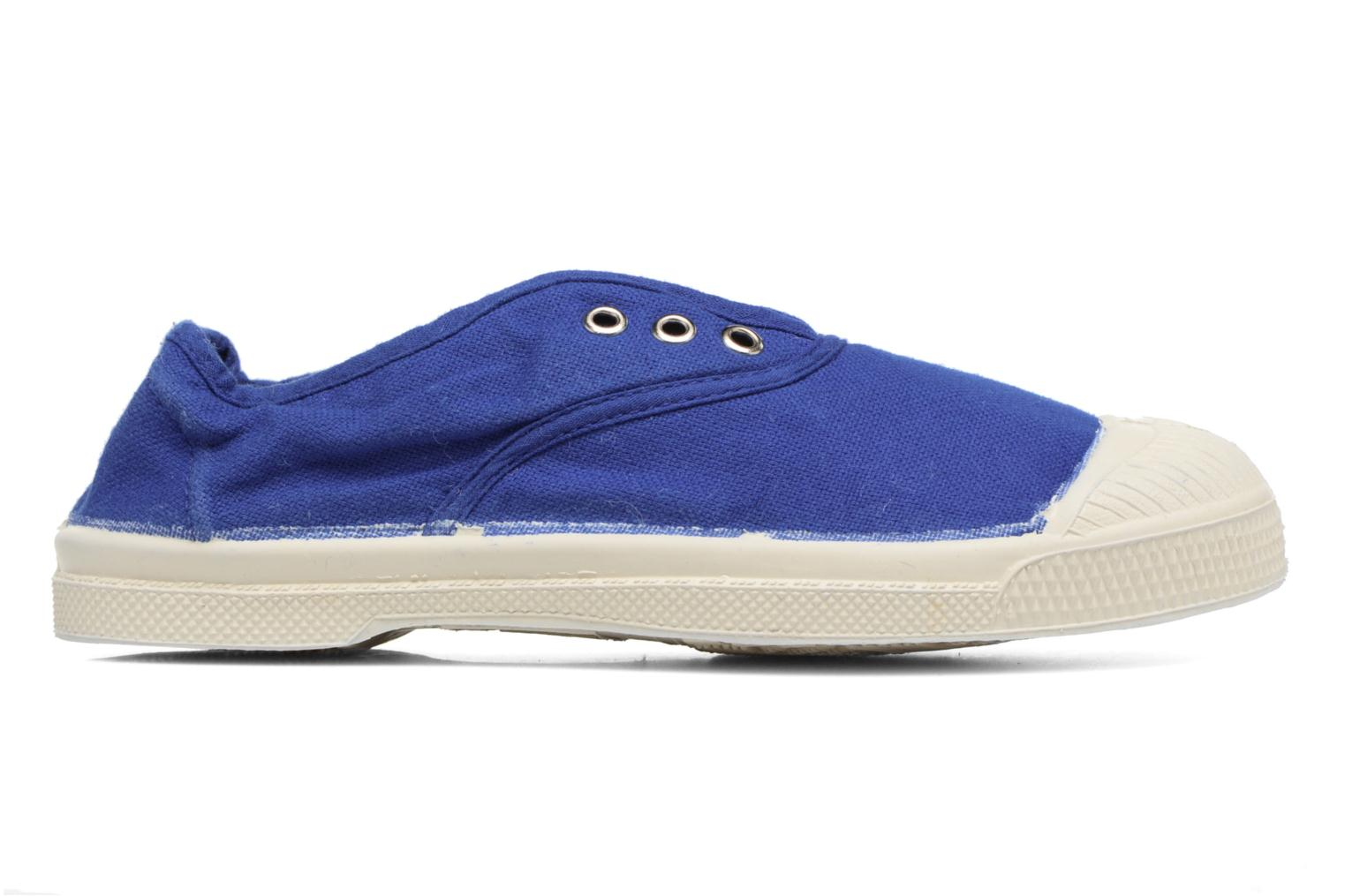 Trainers Bensimon Tennis Elly E Blue view from the right