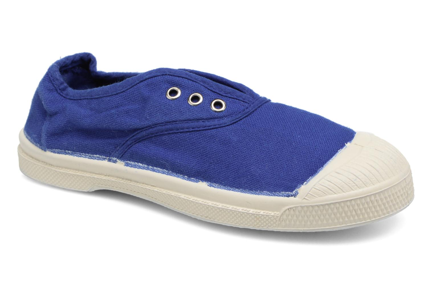 Trainers Bensimon Tennis Elly E Blue detailed view/ Pair view