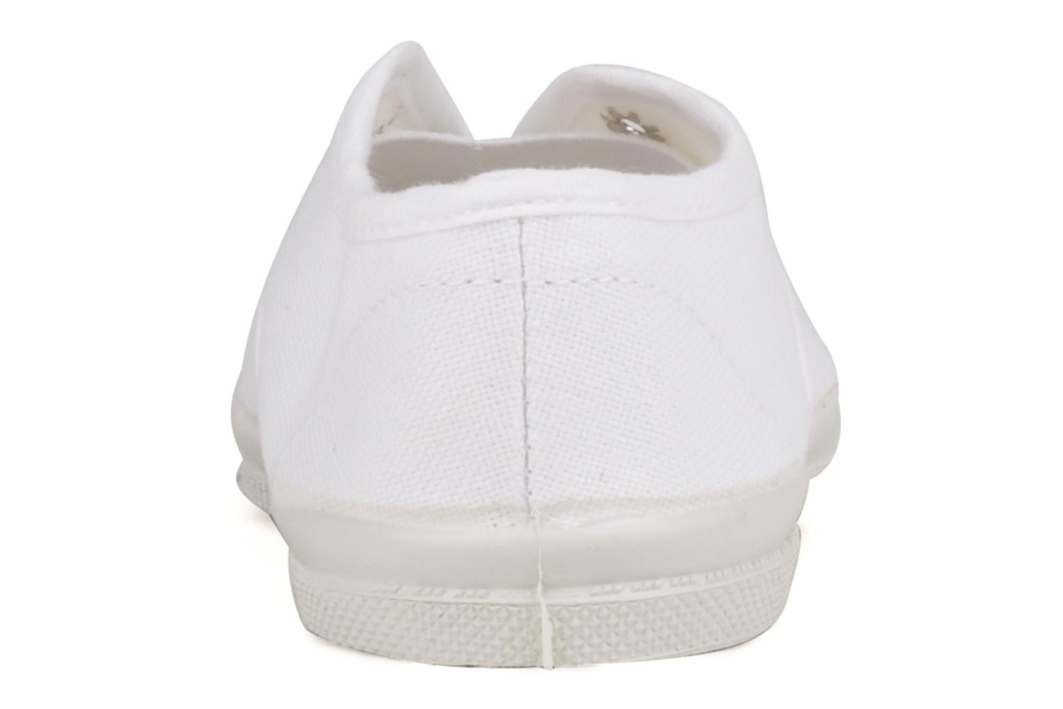 Trainers Bensimon Tennis Elly E White view from the right