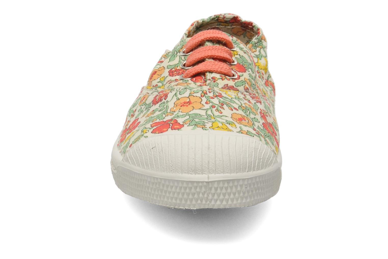 Baskets Bensimon Tennis Liberty E Multicolore vue portées chaussures