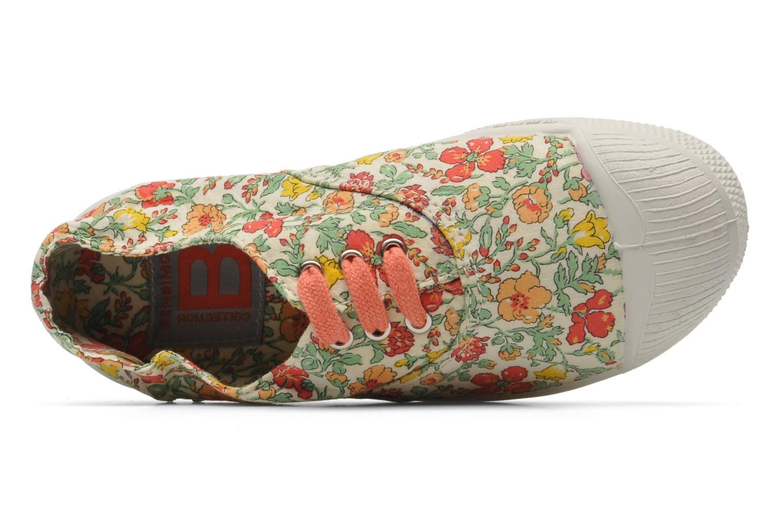 Trainers Bensimon Tennis Liberty E Multicolor view from the left