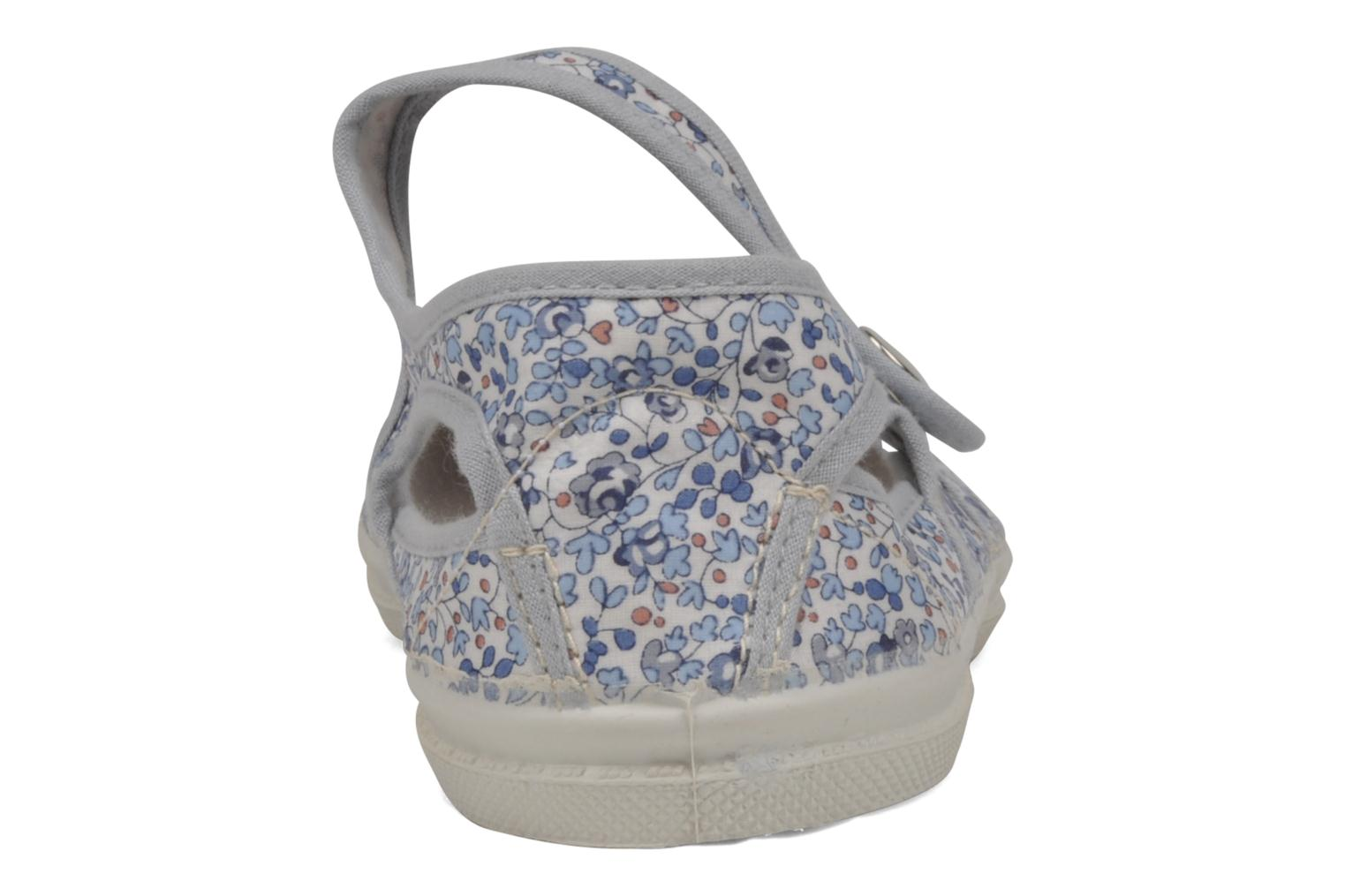 Ballet pumps Bensimon Marie Jane Liberty E Multicolor view from the right