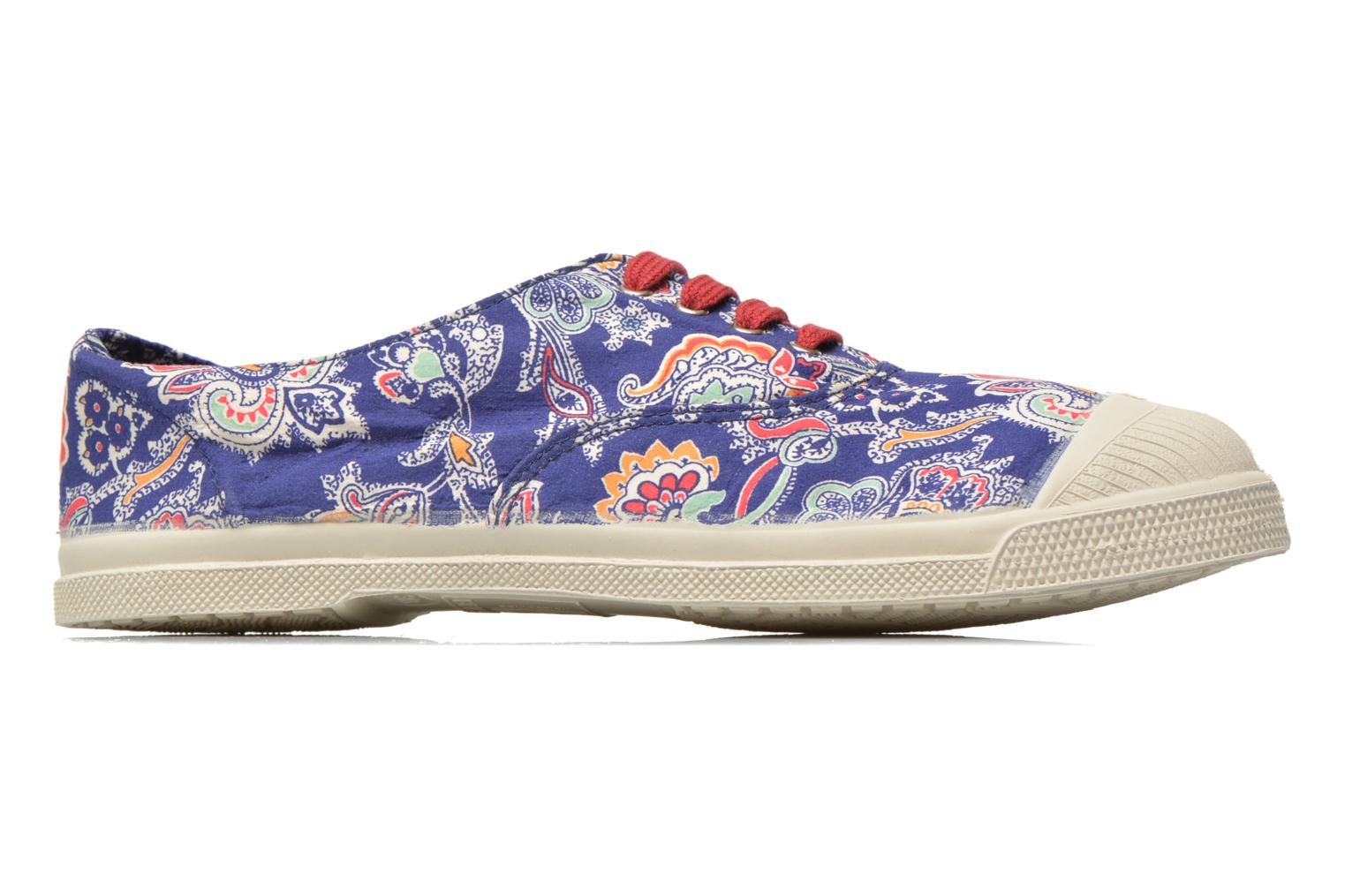 Trainers Bensimon Tennis Liberty Blue back view