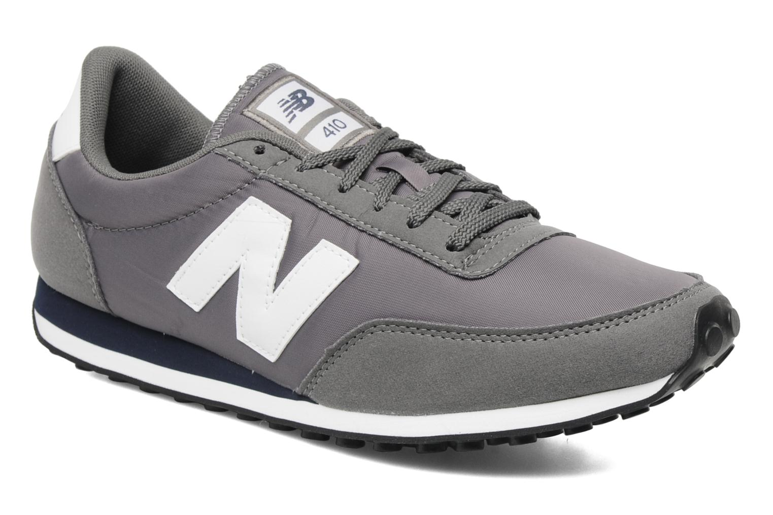 new balance gris chica