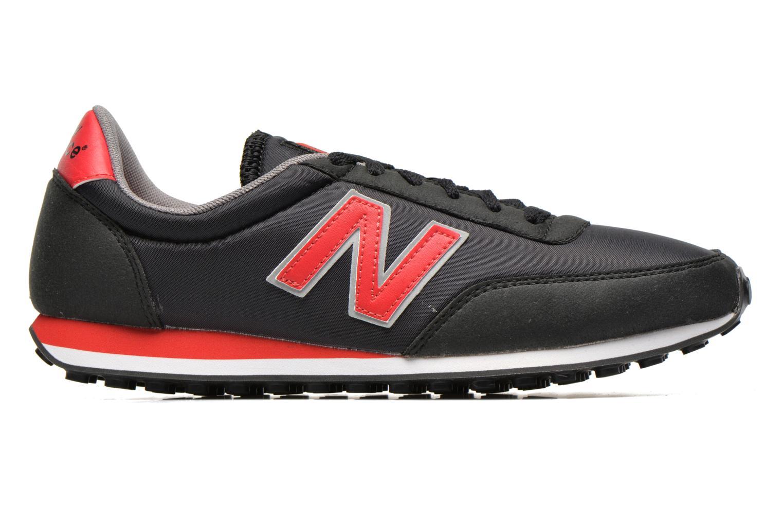 Sneaker New Balance U410 schwarz ansicht von hinten