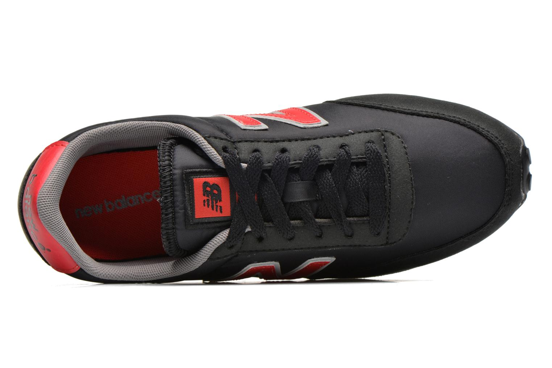Sneaker New Balance U410 schwarz ansicht von links