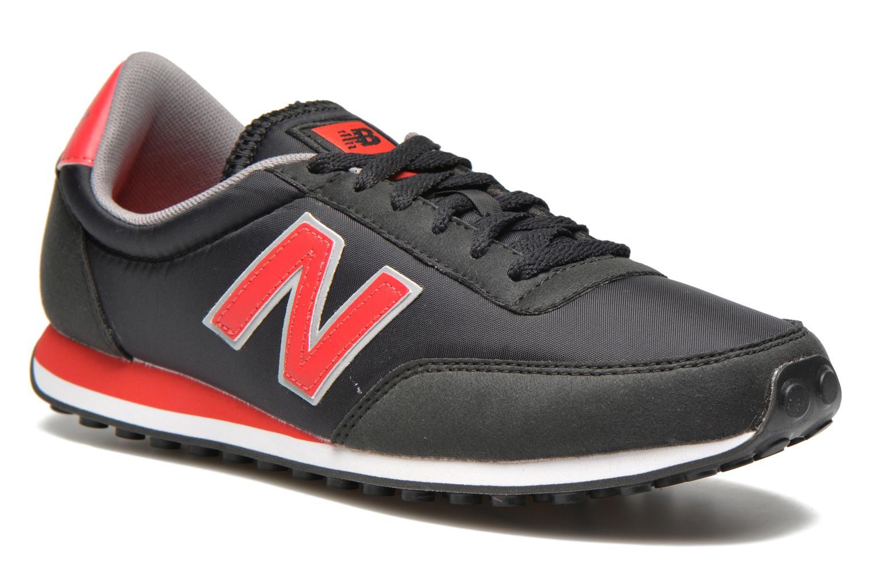 Sneaker New Balance U410 schwarz detaillierte ansicht/modell