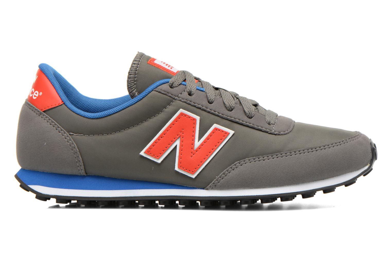Sneakers New Balance U410 Grijs achterkant