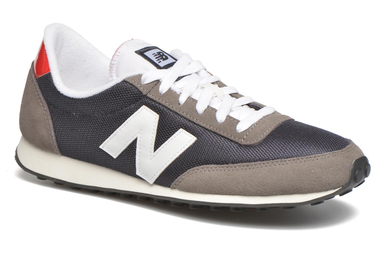 Sneakers New Balance U410 Blauw detail