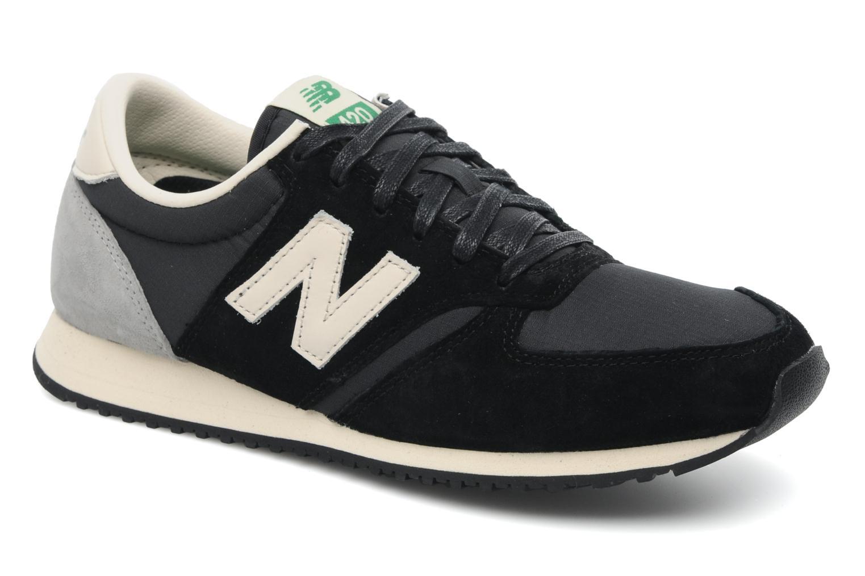 New Balance 420 Noir Et Gris