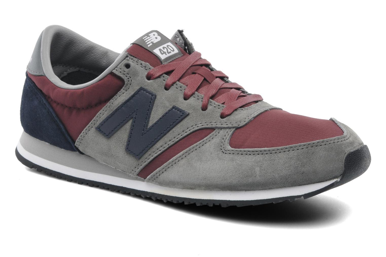 new balance u420 gris burdeos