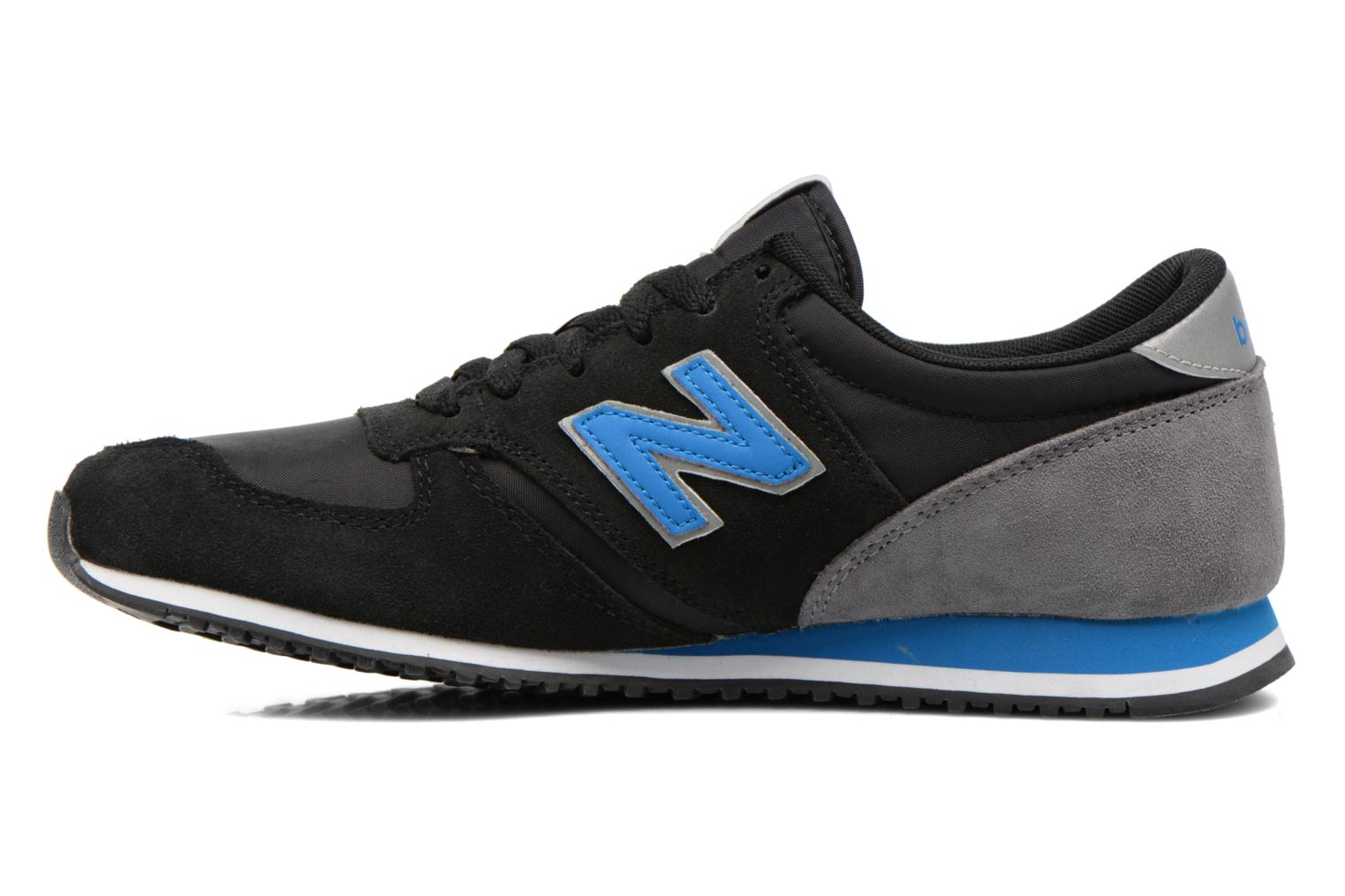Baskets New Balance U420 Noir vue face