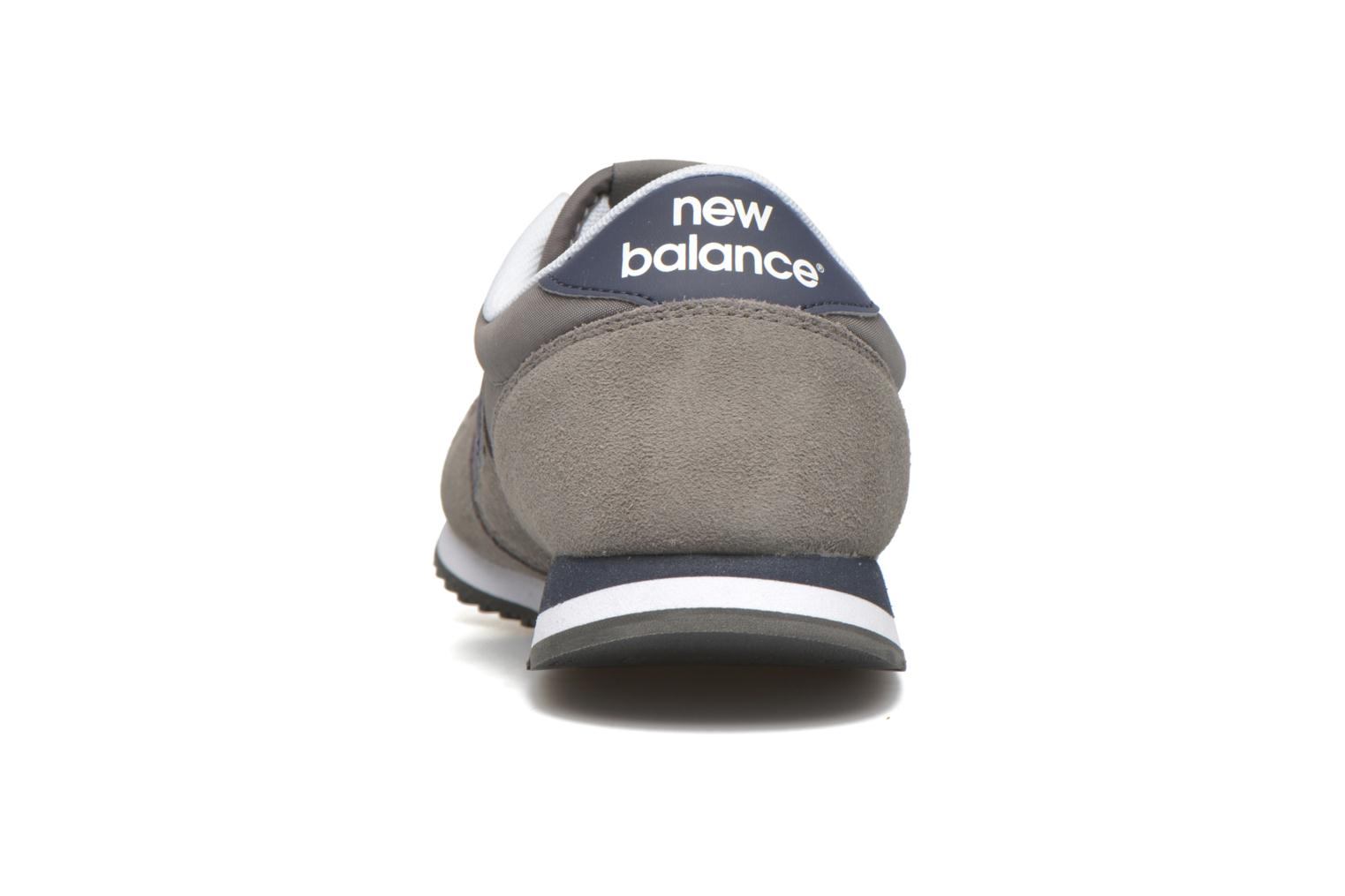 Trainers New Balance U420 Grey view from the right