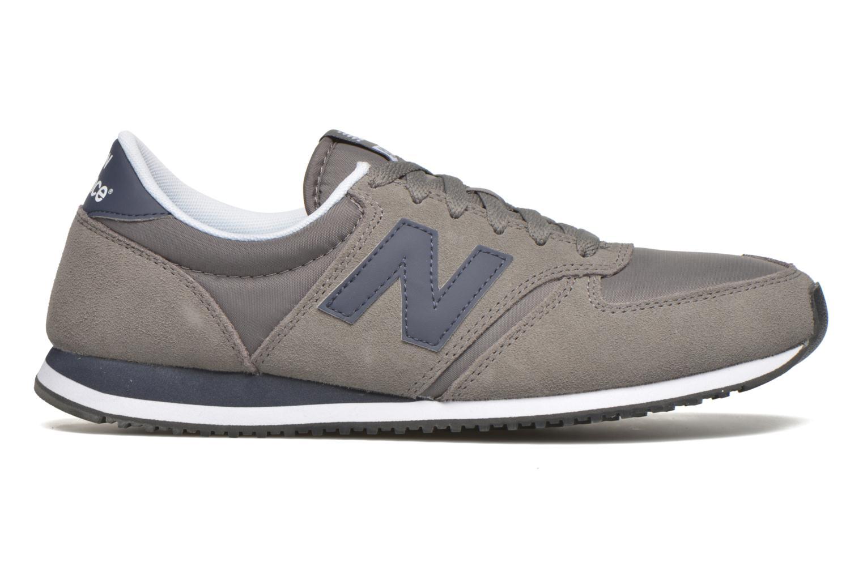 Sneakers New Balance U420 Grijs achterkant