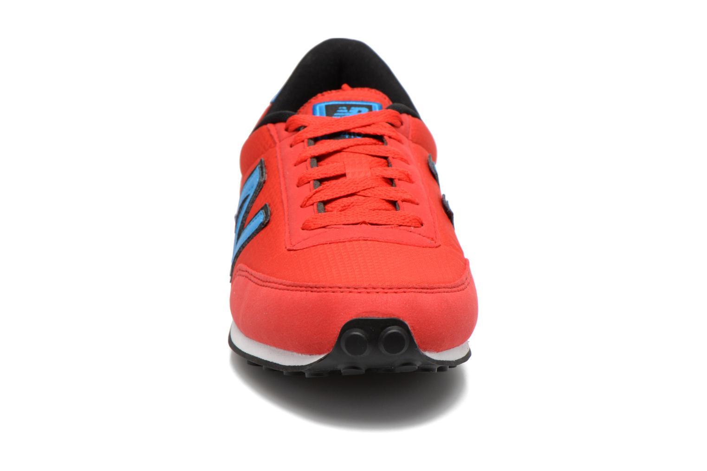 Sneaker New Balance U410 W rot schuhe getragen