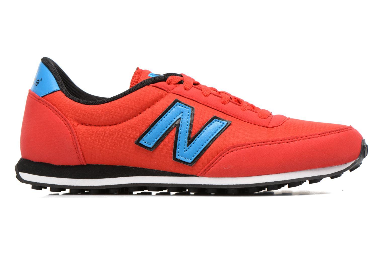 Sneaker New Balance U410 W rot ansicht von hinten
