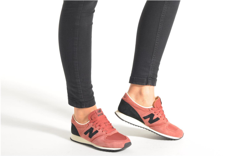 Sneakers New Balance U420 W Blå se forneden