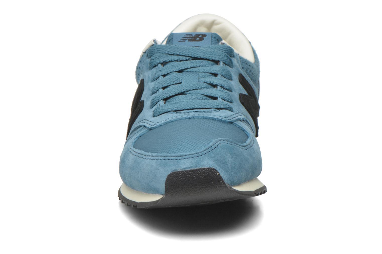 Sneakers New Balance U420 W Blå se skoene på