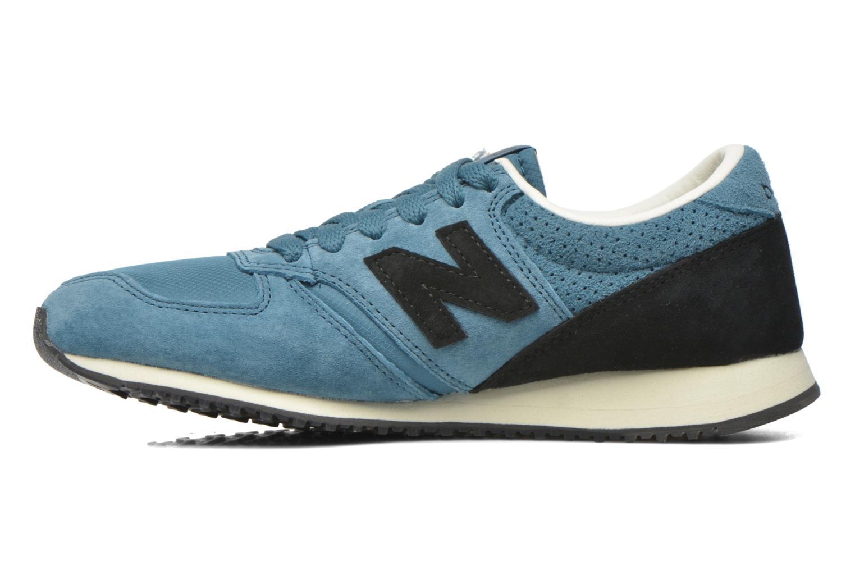 Sneakers New Balance U420 W Blå se forfra