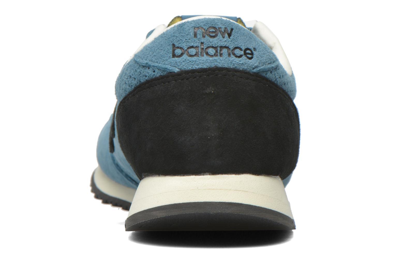 Sneakers New Balance U420 W Blå Se fra højre