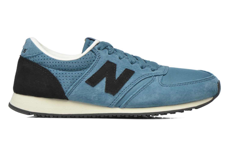 Sneakers New Balance U420 W Blå se bagfra