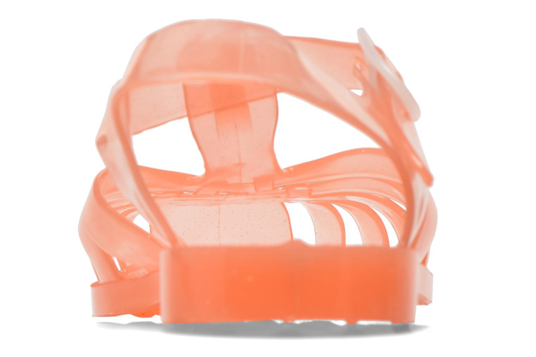 Zapatillas de deporte Méduse Sun W Naranja vista lateral derecha