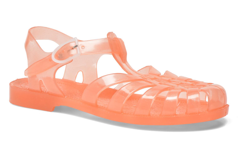 Chaussures de sport Méduse Sun W Orange vue détail/paire