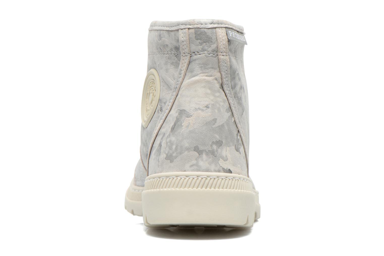 Sneakers Pataugas Authentique Grijs rechts