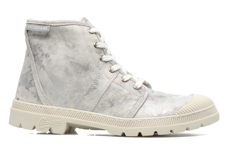 Sneakers Pataugas Authentique Grijs achterkant