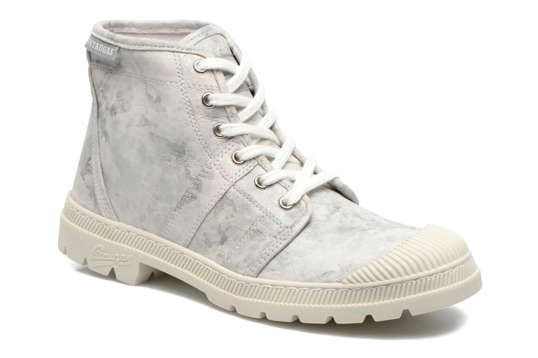Sneakers Pataugas Authentique Grijs detail