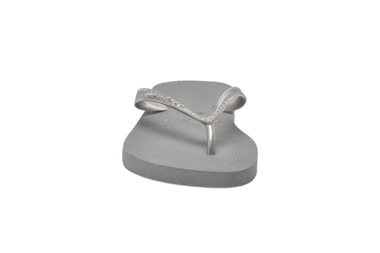 Top Metallic F Steel Grey