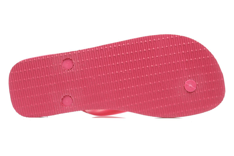 Slippers Havaianas Brasil Logo F Roze boven