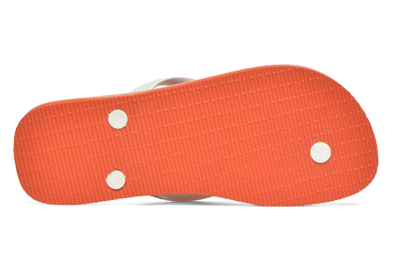 Slippers Havaianas Brasil Logo F Oranje boven