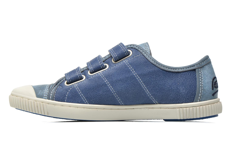 Sneakers Pataugas Bistrot Azzurro immagine frontale