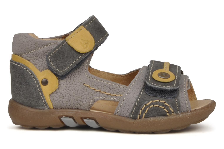 Sandales et nu-pieds Babybotte Tronion Gris vue derrière