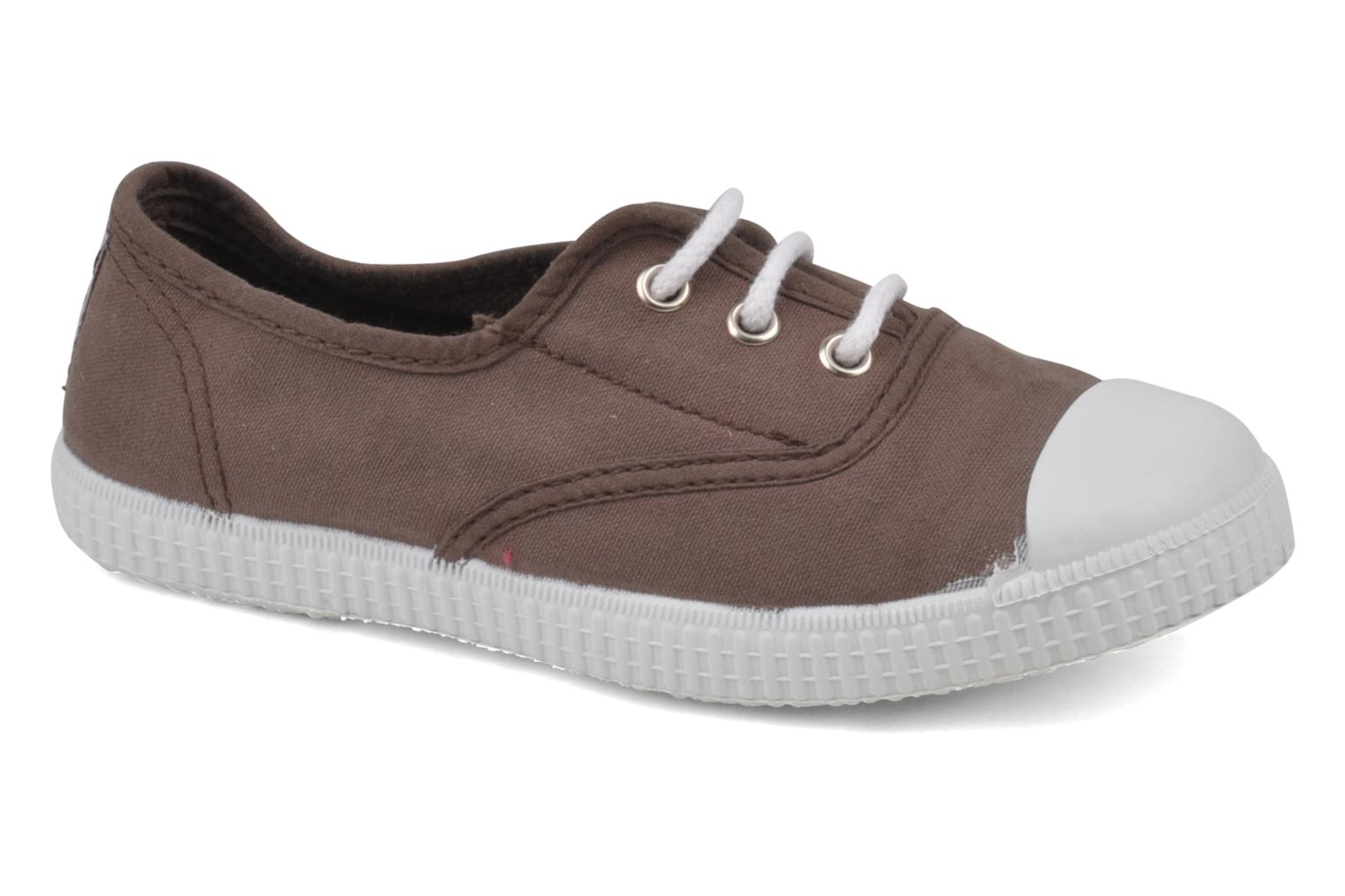 Trainers chipie bis Josepe Brown detailed view/ Pair view