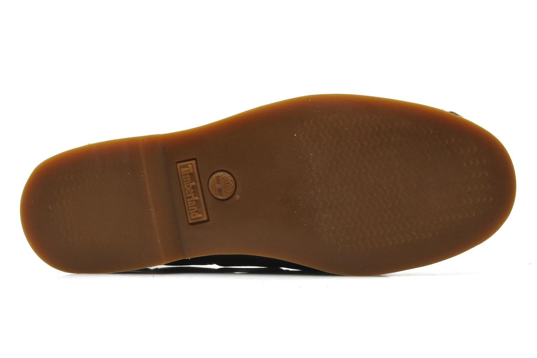 Chaussures à lacets Timberland Boat Shoe Peaks Island E Marron vue haut