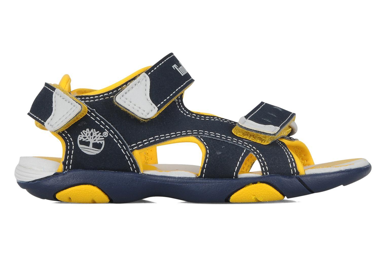 Sportschoenen Timberland Sandal Riverquest 3 Strap Blauw achterkant