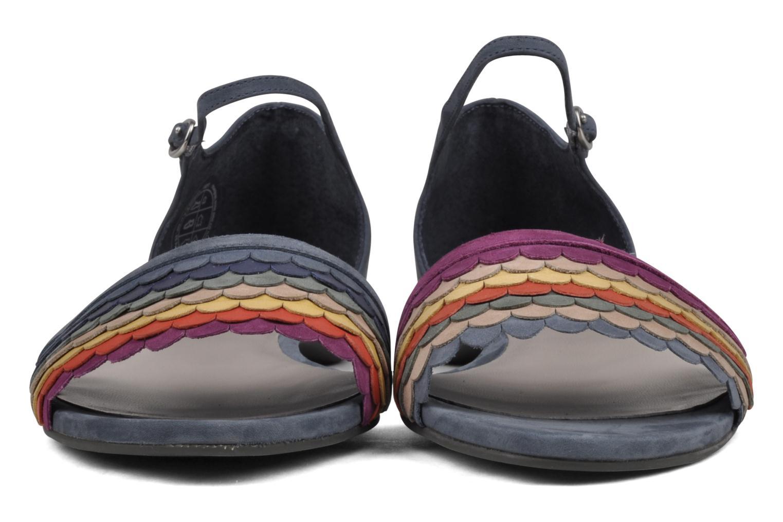 Sandales et nu-pieds Camper TWS 21159 Multicolore vue portées chaussures