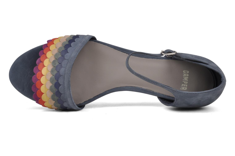 Sandales et nu-pieds Camper TWS 21159 Multicolore vue gauche
