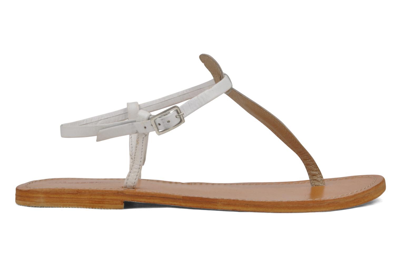 Sandals Les Tropéziennes par M Belarbi Narvil White back view