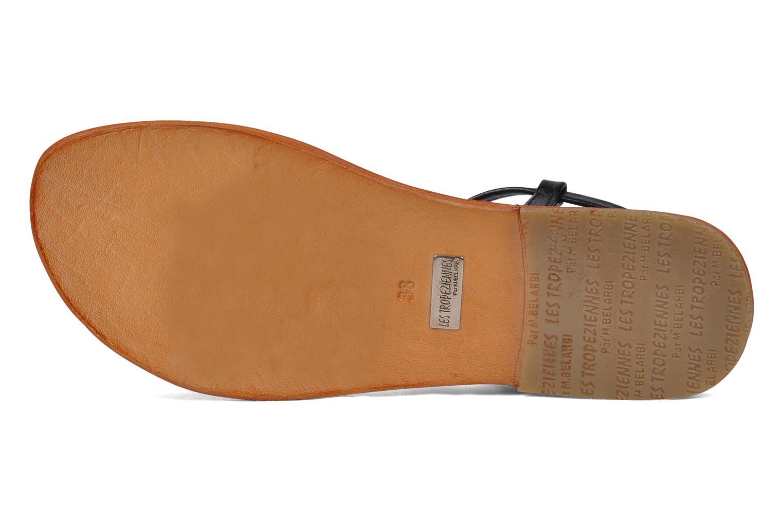 Sandals Les Tropéziennes par M Belarbi Narvil Black view from above