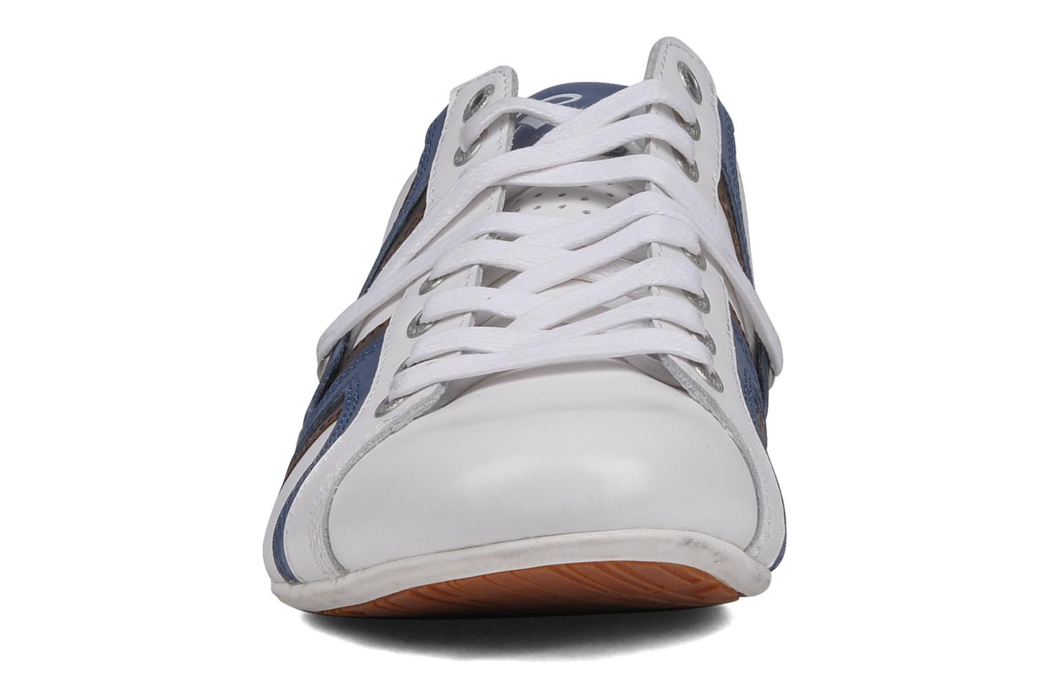 Trainers Redskins Truand White model view