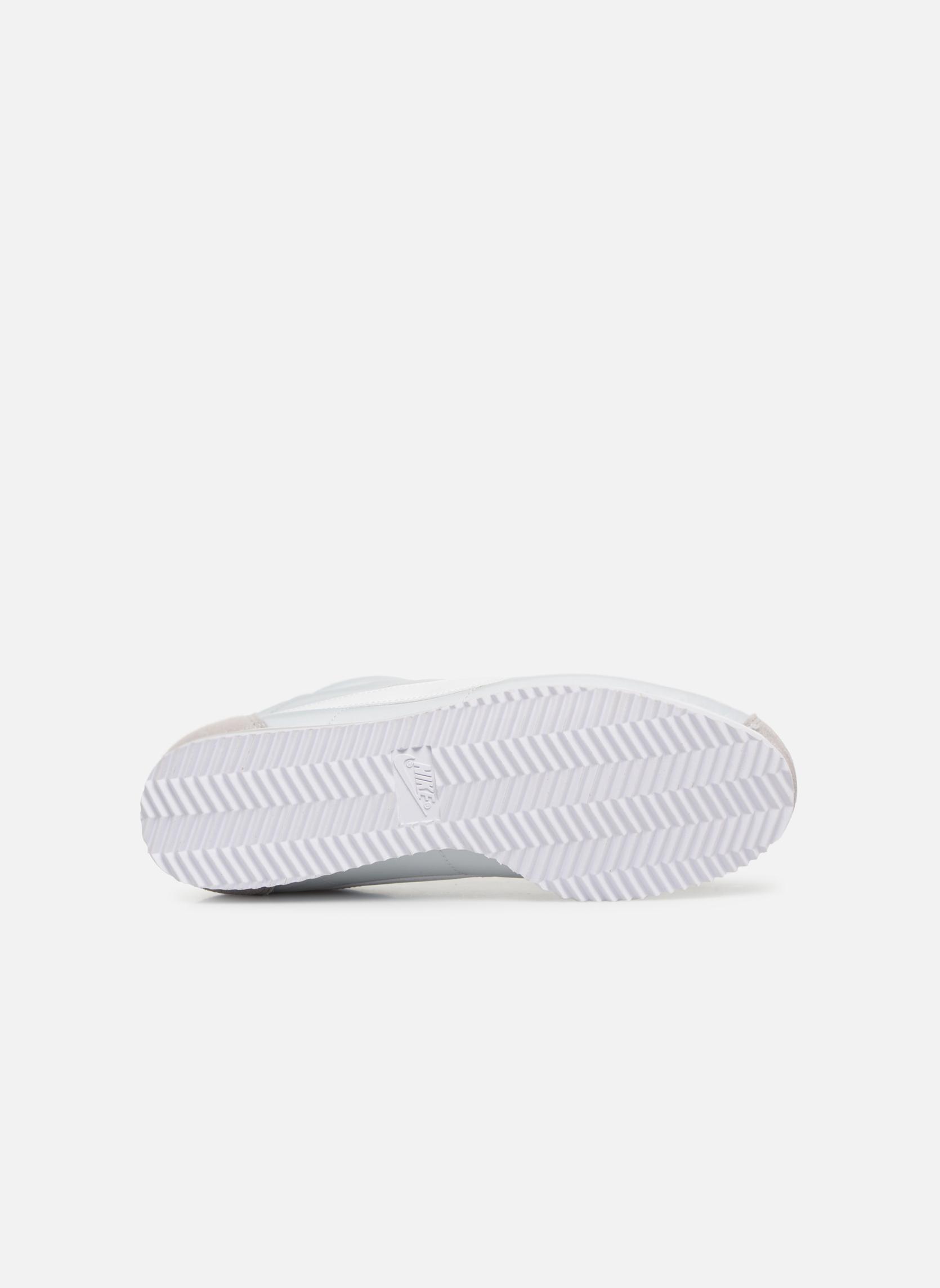 Wmns Classic Cortez Nylon Pure Platinum/White